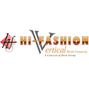 Hi-Fashion Vertical Blind Company